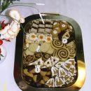 božični piškoti (grajski medenjaki, medena srca, smrečice, zviti polžki, orehovi piškoti z