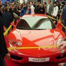 avto salon Celje 2006