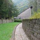 the German Charnel House, Tolmin, Slovenija