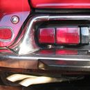 Rear lights - detail