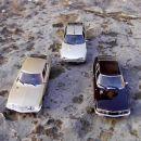 Citroënove miniature 1/43 2del