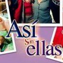 ASI SON ELLAS-VONJ LJUBEZNI Mehiška telenovela o najstnicah Rosi,Violeti, Margariti, Nard