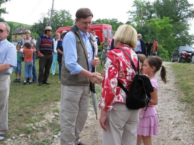 Grajska nedelja 2006 - grad Lemberg - foto povečava