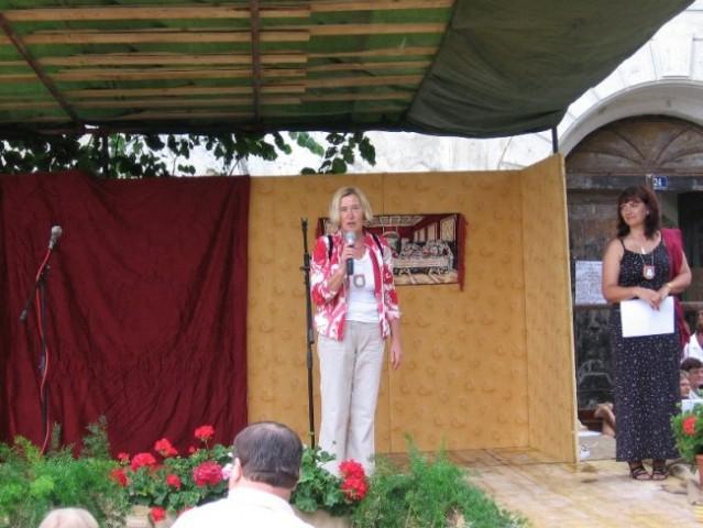 Grajska nedelja 2006 - grad Lemberg - foto