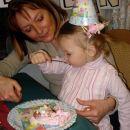 Poskušam prav posebno torto brez jajc. 27. 12. 2007
