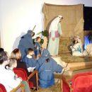 Pastriji si prišli obiskat Božjega sina.