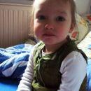 Mala žabica gre v vrtec. Ljubljana, 5. 3. 2008