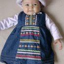 10. 5. 2006, klobuček izdelala teta Milena
