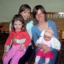 Dvojčici, Klara in jaz se mamo rade!