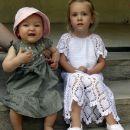 Noa in jaz, 27. 7. 2006.
