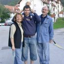 Na sprehodu po Konjicah, 5. 8. 2006.