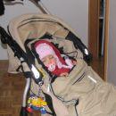 Spala sem tudi po prihodu domov. 20. 12. 2007