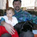 Dedi ima dve lubici (poleg žene, seveda). Liza je ljubosumna, ker ni več edina. Tako smo p