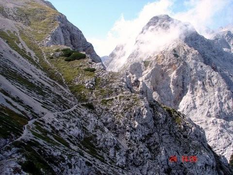 Okrešelj - Kamniško sedlo - foto