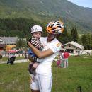 Ana z Nejcem po dirki