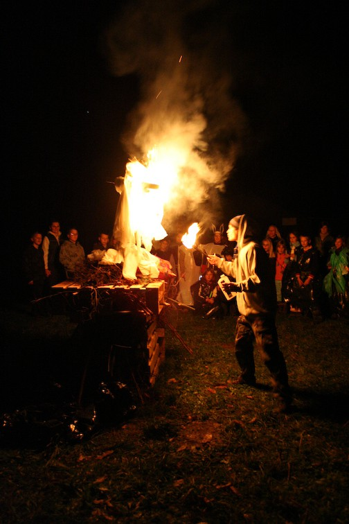 Noč čarovnic 2008 - foto povečava