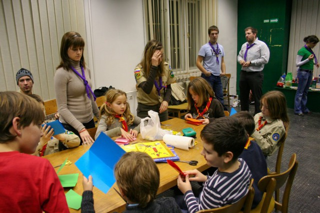 Obči zbor in novoletno rajanje 2008 - foto