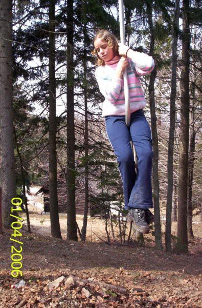 čemšeniška planina, 1., 2.4. 2006 - foto
