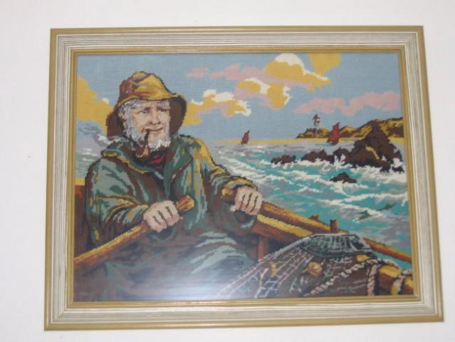 Ta mornar je šivan z malo debelejšo volno.