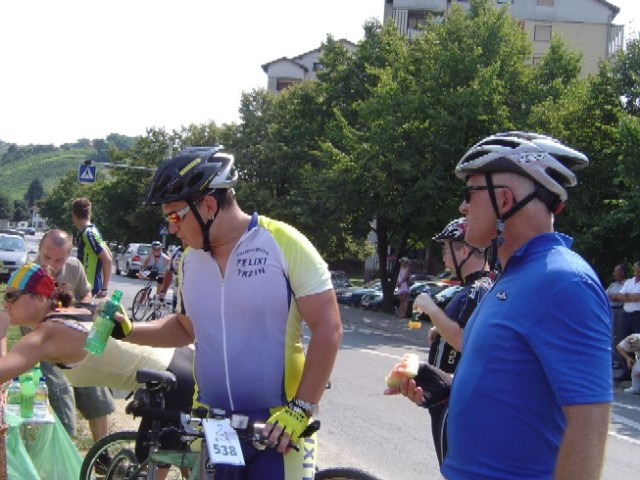 3.panonski maraton treh dežel (23.7.2006) - foto