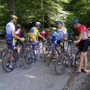 Družinsko kolesarjenje (23.6.2007)