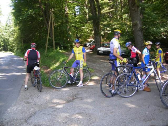 Družinsko kolesarjenje (23.6.2007) - foto