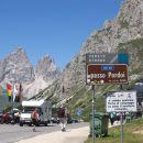 Passo Pordoi 2242 m