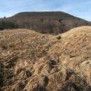pogled na Streliški vrh z jugo - vzhoda...