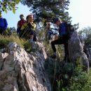 Lokotavci na kraškem robu nad Trstom spremljajo 37. Barcolano