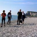 Lokotavci na plaži v Sesljanu