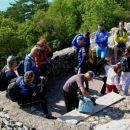 Lokotavci - počitek ob Rilkejevi poti