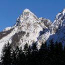Ciprnik ( 1803 m ) je podaljšek grebena Vitranca