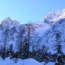 gore nad Tamarjem ( Jalovec in Kotova špica )