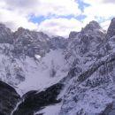 vrhovi nad dolino Velike Pišnice ( Krnica )