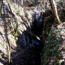 slap, katerega voda izgine v podzemlje...