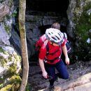 vhod v Sveto jamo