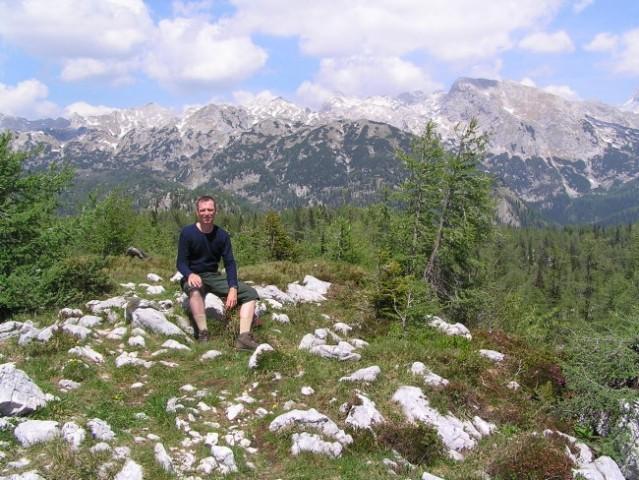 Na vrhu Pršivca ( 1761 m )