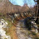 Kolovoz je zelo primeren tudi za izlet z gorskim kolesom !