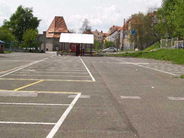 Parkingi po mb - foto