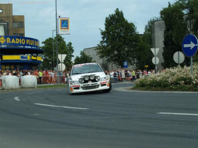 Super special (koroski most) - rally - foto