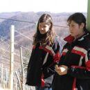 valentinov pohod 06 Pri Grlici na Trebelnem Polona & Anja