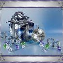 Silver XmasCard