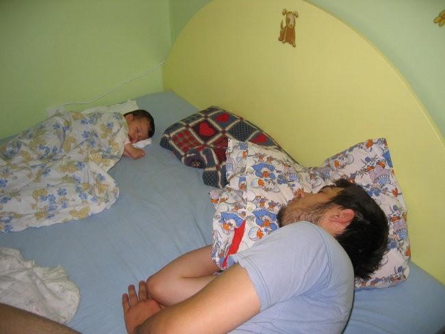 mamina zaspančka sva!