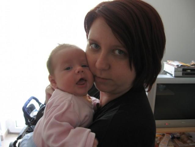 Jaz in mami