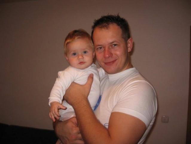 Jaz in moj ati
