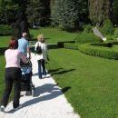 na sprehotu med travniškim vrtom