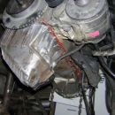 I had to use oil pan and oil pump from 5 series E34.