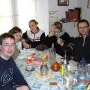 Kosilo v taverni v Bilbau (15.4.2005)