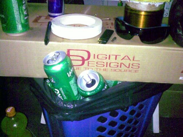 Cactus beer holder - foto