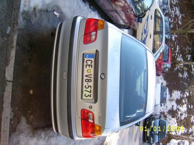 BMW 316i E46 - foto